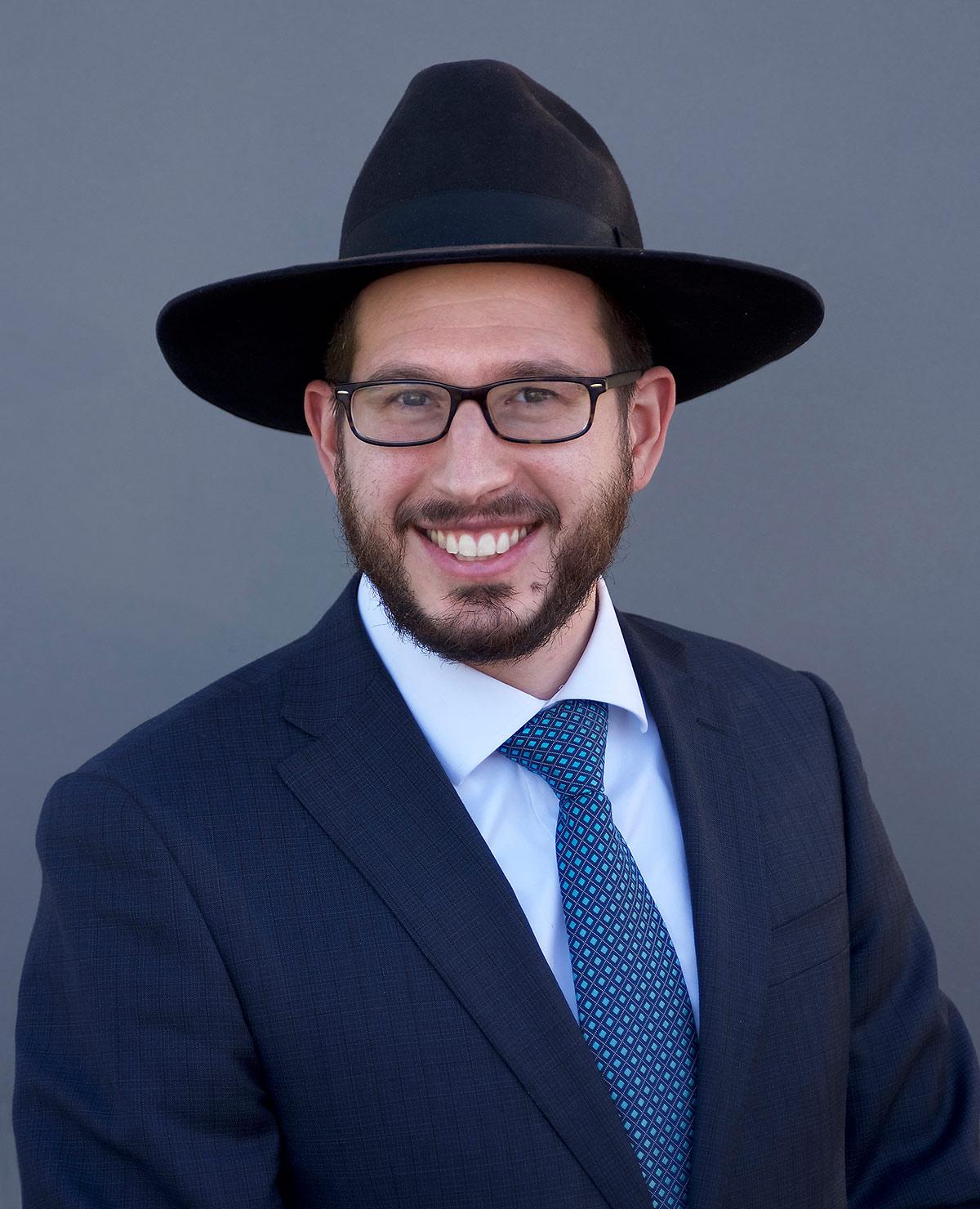 Rabbi Nisanel Lindell